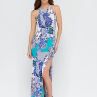 Bloom With A View Strappy Maxi Dress GoJane.com