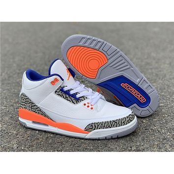 Air Jordan 3 Knicks 136064-148