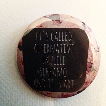Twenty One Pilots 2.5 Inch Pinback Button