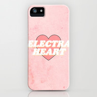 Electra Heart / Marina & The Diamonds iPhone & iPod Case by Justified