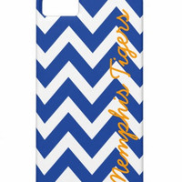 Memphis Tigers Chevron Phone Case