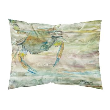 Blue Crab Sunset Fabric Standard Pillowcase SC2013PILLOWCASE