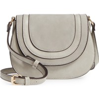 Sole Society Bryson Faux Leather Crossbody Bag | Nordstrom