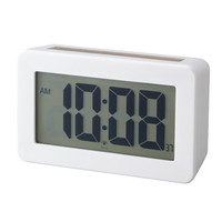Solar Powered Digital Clock by Idea for Idea International - Free Shipping