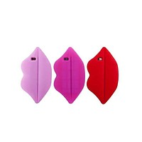 Soft Silicone Lip Back Case Cover for Apple iPhone 4 4s 5 5s 6 6s 6 Plus 6s Plus Case
