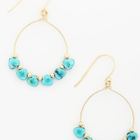 ModCloth Boho Rings of Radiance Earrings