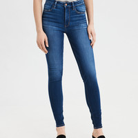 Super High-Waisted Jegging, Blue Daylight
