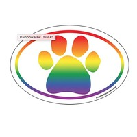 Pride Paw Magnets