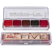 Skin Illustrator Palette Bloody Five - Palettes - FX On-Set - Special FX Frends Beauty Supply