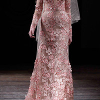 Naeem Khan Bridal Fall/Winter 2016 | Moda Operandi