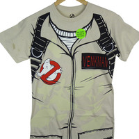 Ghostbusters Suit T Shirt
