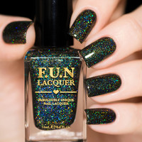 FUN Lacquer Insomniac Nail Polish (Midnight In Manhattan Collection)