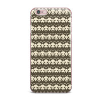 "Tobe Fonseca ""Panddern"" Panda Pattern iPhone Case"