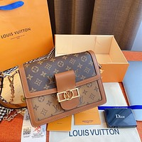 Louis Vuitton LV Dauphine Shoulder Bag