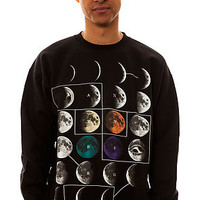 Anenberg The Moons Sweatshirt Black