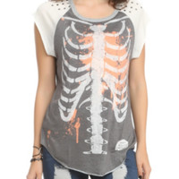 Lively Rib Cage Girls Top