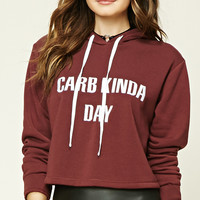 Carb Day Hooded Sweatshirt