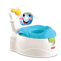 Fisher-Price Potty Training, Learn-to-Flush