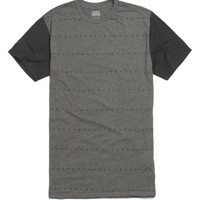 KR3W Speedway Knit T-Shirt - Mens Tee - Green
