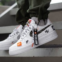 Just Do It Nike Air Force 1 Low White Ar7719 100 | Best Deal Online