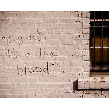 Guess So : An Abandoned to Grace Wall Art Print