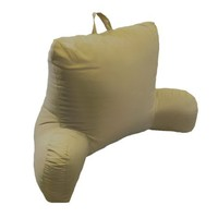 Arlee Micro Suede Bed Rest Lounger, Olive