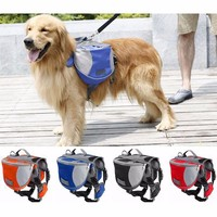 Pet backpack for dogs