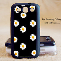 Little Daisy Floral,Samsung Galaxy S3/S4/S5/,Samsung Galaxy S3 mini,S4 mini,S4-active,Samsung Galaxy Note2/Note 3