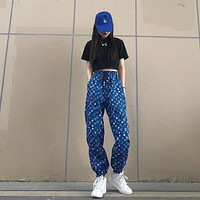 Louis Vuitton LV Newest Trending Casual Pants Trousers