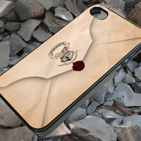 Harry Potter Envelope for iPhone 4/4s case,iPhone 5/5s case, Samsung Galaxy S3, Samsung Galaxy S4 in McQueenPhone
