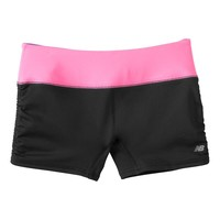New Balance Cinched Boy Shorts - Girls 7-16, Size: