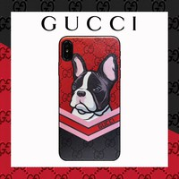 NEW 2019 GRAPHIC GG CASE - BLACK & RED