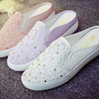 Cool Stylish Slip-On Casual Shoes