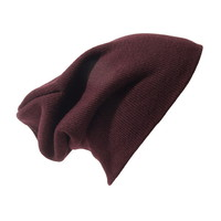 Fold-Over Ribbed Beanie