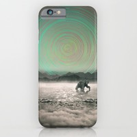 Spinning Out of Nothingness iPhone & iPod Case by Soaring Anchor Designs | Society6