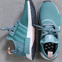 ADIDAS ORIGINALS NMD_R1 Fashion Women Casual Running Sport Shoes