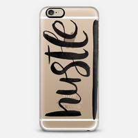 Hustle iPhone 6 case by Sam's Simple Decor�   Casetify