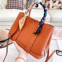 Hermes Popular Women Shopping Bag Leather Shoulder Bag Handbag Crossbody Satchel