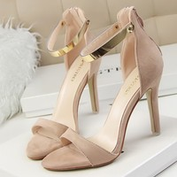 Miami High Heel Sandals