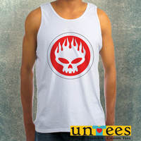 The Offspring Logo Clothing Tank Top For Mens