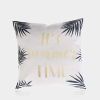 """Summer Time Pillow Cover 18"""" x 18"""""""
