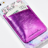 Free People Leather iPhone Pocket