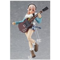 Max Factory Nitro Super Sonico: Sonico Tiger Hoodie Version Figma Action Figure