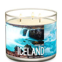 FROZEN LAKE3-Wick Candle