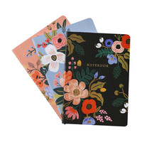 Lively Floral Notebook Set by Rifle Paper Co.