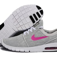 nike sb stefan janoski max women sport casual small air cushion sneakers running shoes
