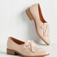 BC Footwear Dressed to Kiltie Loafer | Mod Retro Vintage Flats | ModCloth.com
