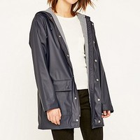 Petit Bateau Navy Anorak - Urban Outfitters