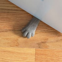 Quirky Lend Me a Paw Doorstop by Fred from ModCloth