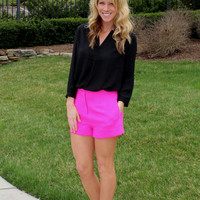 Step Into Spring Shorts